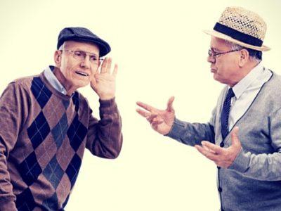 Presbiacusia diminuição da capacidade de ouvir em idosos