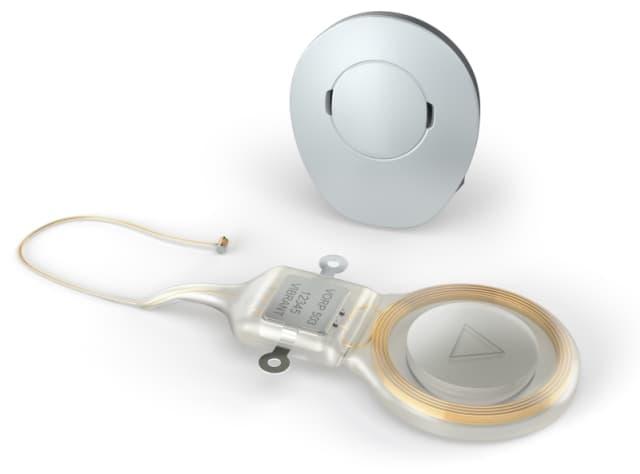 Surdez - Vibrant Soundbridge aparelho parcialmente implantável
