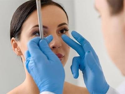 Rinoplastia e Rinosseptoplastia cirurgias cujo objetivo e realizar modificações na pirâmide nasal